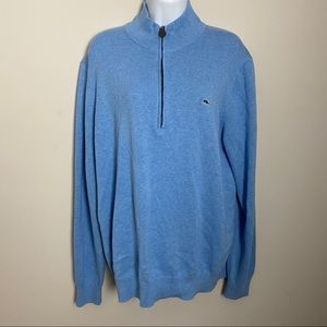 Vineyard Vines Palm Beach Cotton Cashmere Sweater